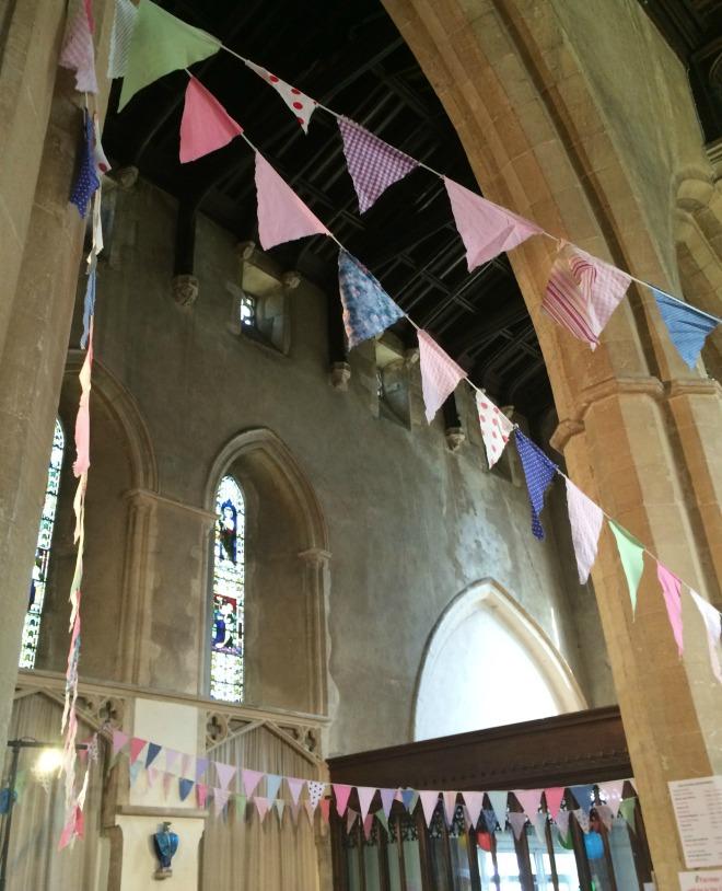 church bunting