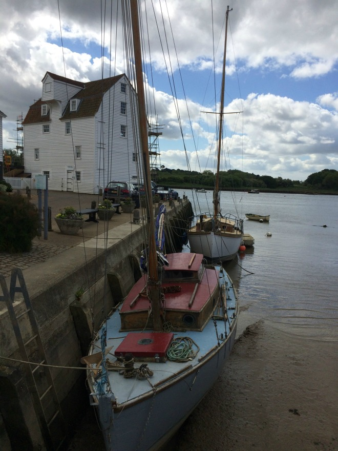 Woodbridge Boat & Mill