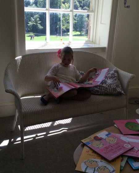 Book sofa