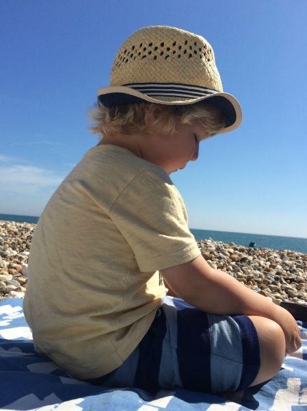Joe beach hat