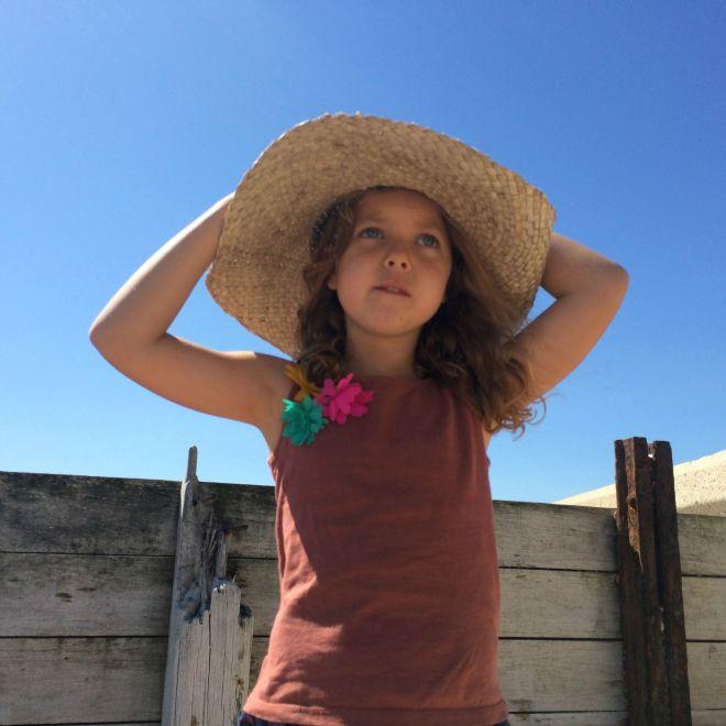 Mia beach hat