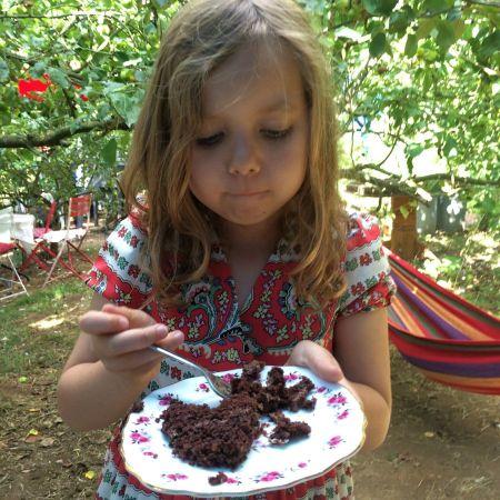 Mia choc cake