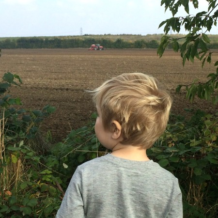 Joe tractor